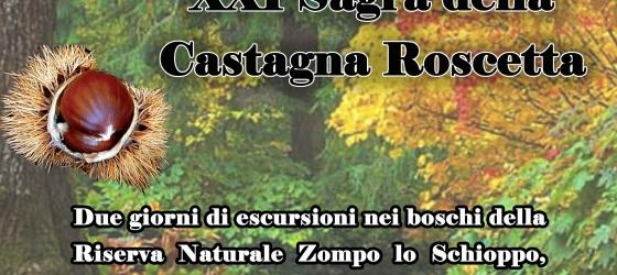 XXI Sagra della castagna roscetta