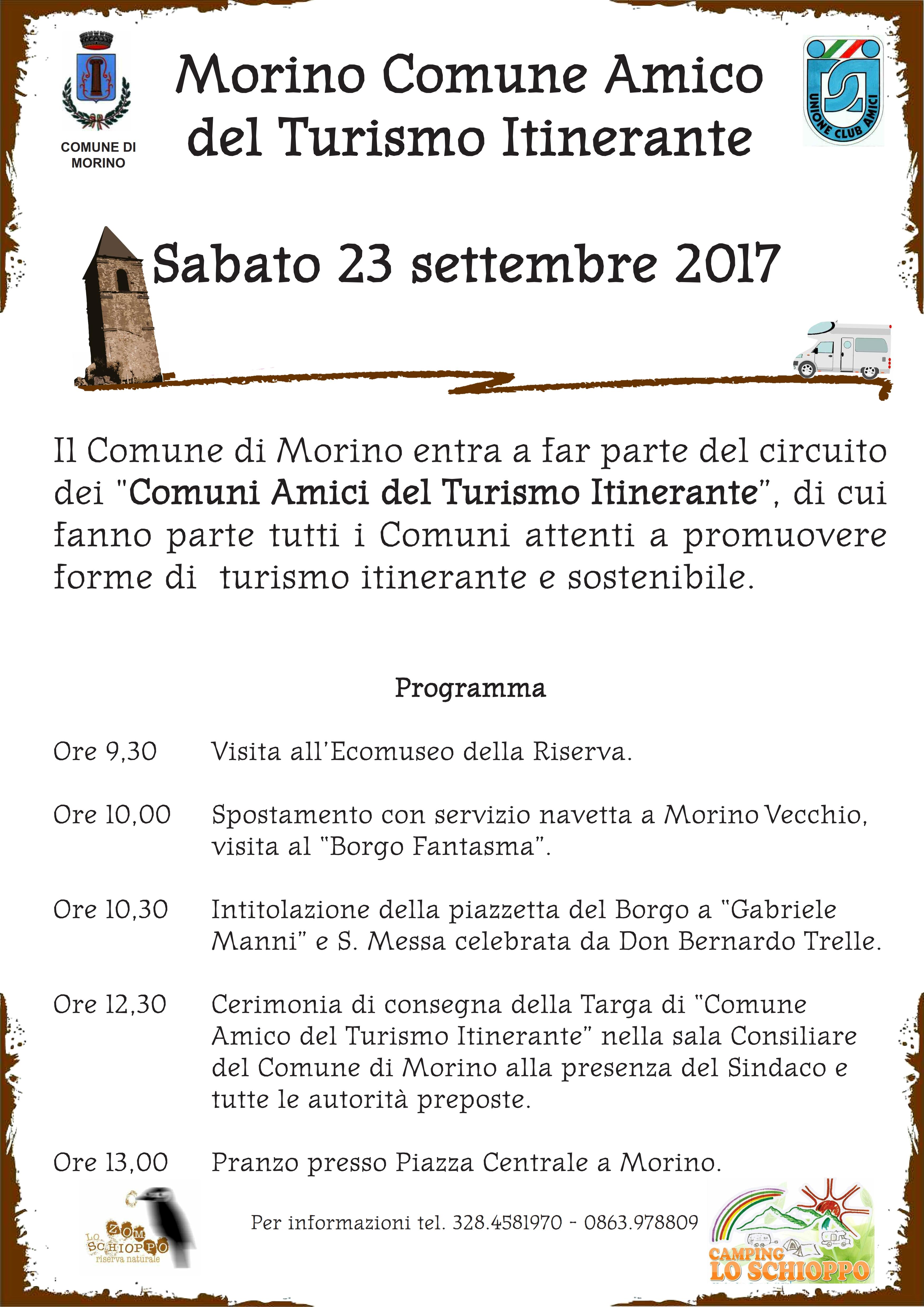 COMUNE AMICO DEL TURISMO ITINERANTE_001
